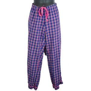 Victoria's Secret Plaid Pajama Pants sz S